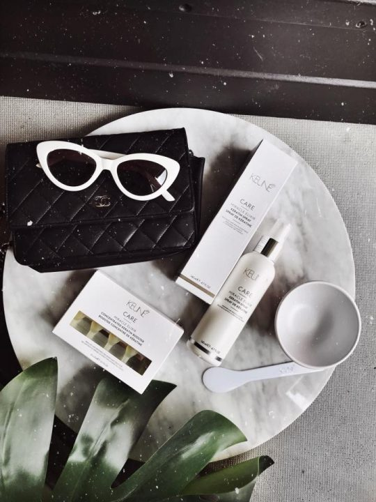 The best gift for your hair + Giveaway