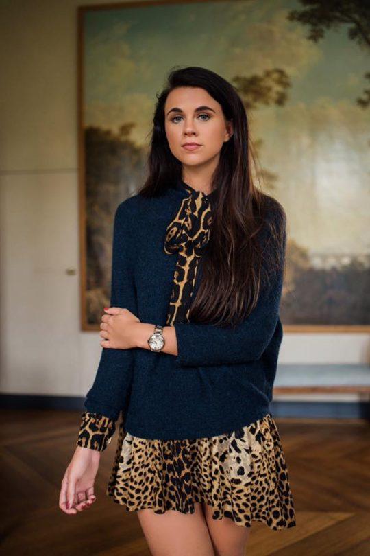 Carre Couture perstrip naar Antwerpen
